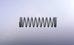 variable pitch spring
