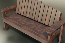 Garden Bench