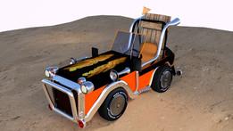 Toon-buggy