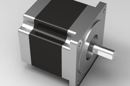 470 oz-in NEMA 34 stepper motor from Kinetic Step