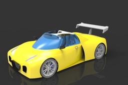 trackcar