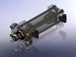 Cilindro Hidráulico Menor (Hydraulic Cylinder)
