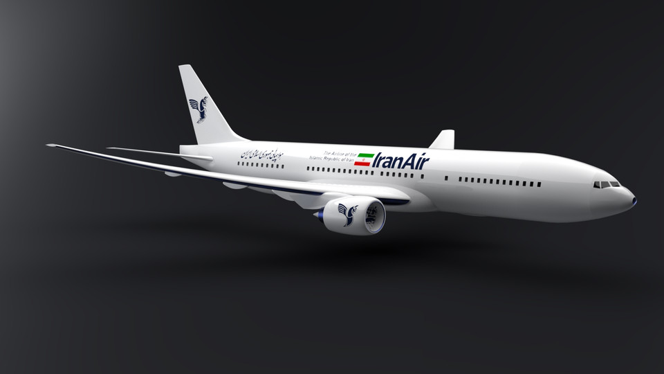 Boeing 777 Homa | 3D CAD Model Library | GrabCAD