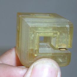 SLA G Cube Fun Puzzle