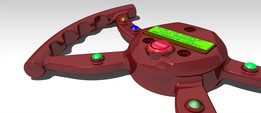 3d Printable Steer Wheel in Catia v5 for SEM