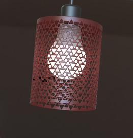 Generative Design Hanging Lamp