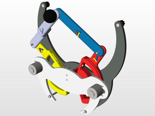 Haptic Pantograph | 3D CAD Model Library | GrabCAD