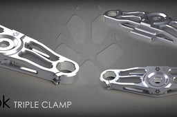 Amarok Triple Clamp