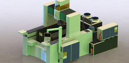 SODICK RAM CNC EDM MACHINE