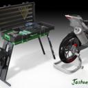 Rabaconda Protable Tool Desk - Joshua Chung