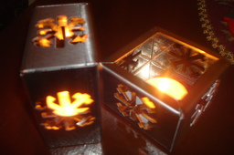 Christmas Tealight
