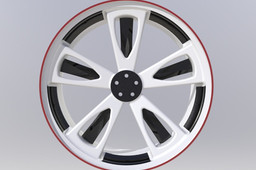 TRL Rim. ( Thin Red Line)