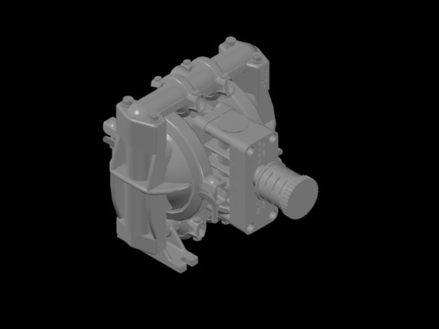 wilden p1 plastic pump 3d cad model library grabcad ccuart Choice Image