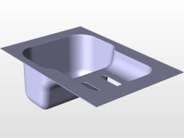 sheetmetal part