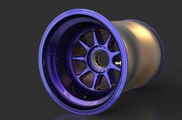 "F1 2017 Wheel Rim 13"" (Rear)"