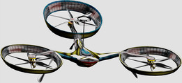 MuFly Tricopter