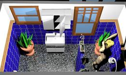 Robbie's Bathroom