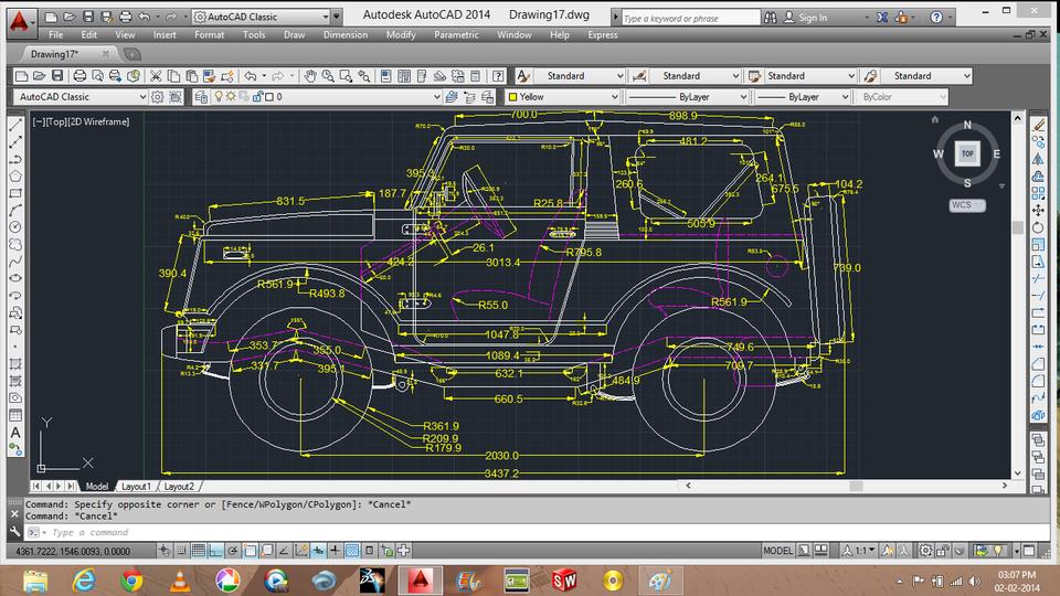 Autocad Car Design Pdf Autocad