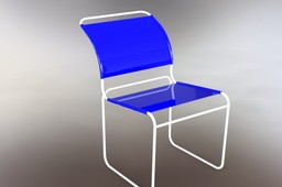 ASICS WIRE FRAME CHAIR