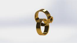 aliança - wedding ring