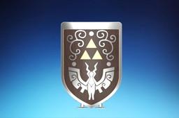 The Phone Shield (Hylian Shield)