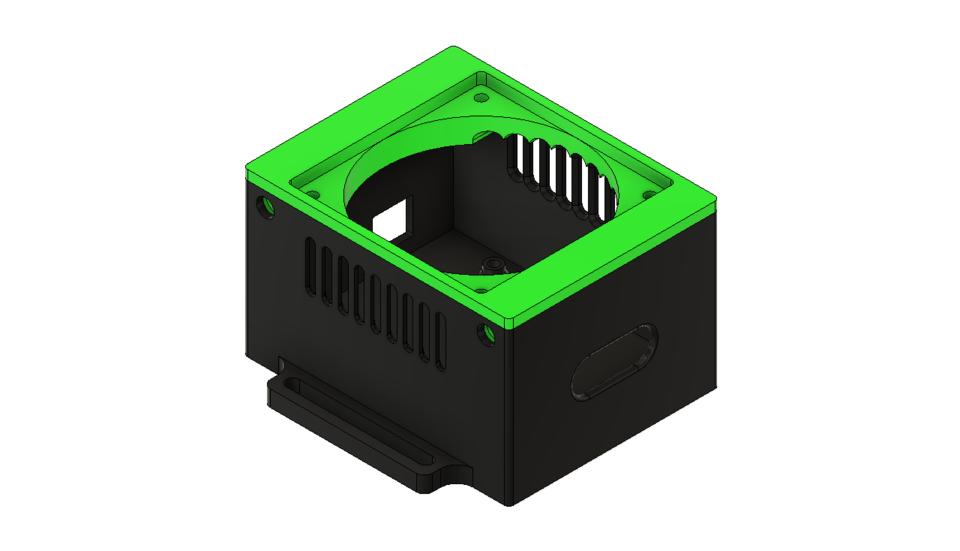 Arduino Uno CNC Shield Case   3D CAD Model Library   GrabCAD