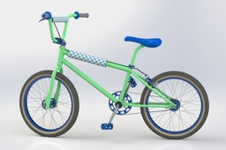 Bicycle - Old School BMX Bike