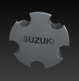 Suzuki Wheel Cap