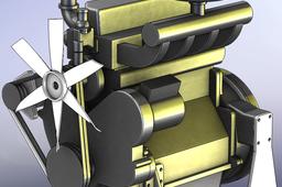 Tractor Diesel Engine 4105T
