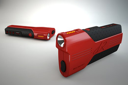 Antigravity battery project by Florent