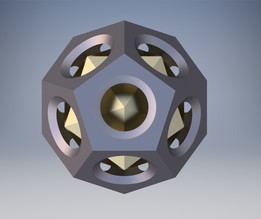 Duel Dodecahedron