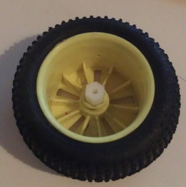 hubs for RC wheel to Micro HP motor