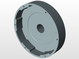 Multi-plate Friction Clutch