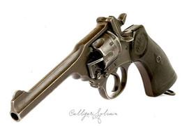 Webley revolver, .38, Mark 4
