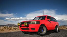 Range Rover look alike ;p