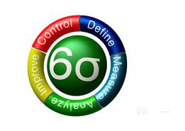6 sigma logo