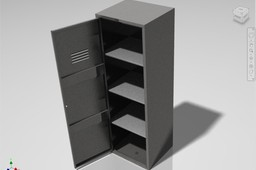 Parametric Cabinet (Locker)
