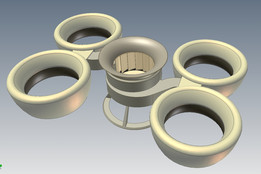 UAv (Drone) Multi…rings