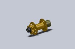 Nuke Proof 135mm x 12mm short cassette rear hub