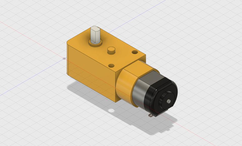 Gear Motor For Arduino Intelligent Car Gear Motor TT Motor