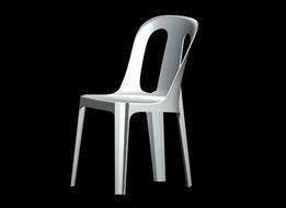 Plastic chair 2012