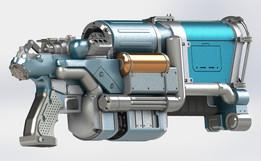 Wolfenstein - Laserkraftwerk