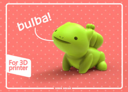 Bulbasaur Seudo
