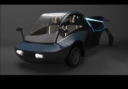 Solar car (Apolo)