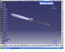 Propeller Blade - 2nd Model