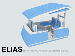 ELIAS - Electric Levitating Impulse Assisted System
