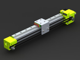 Linear Motion Guide 2020 (double precision)