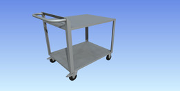 Stainless Cart with Castors