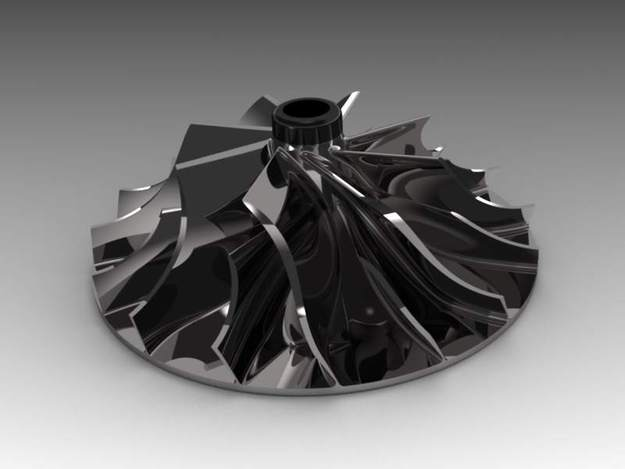 Radial Impeller