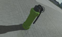 Hakkotsu Thunder - C Hand Grenade